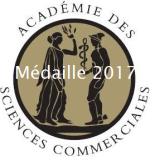 Macaron médaille 2017